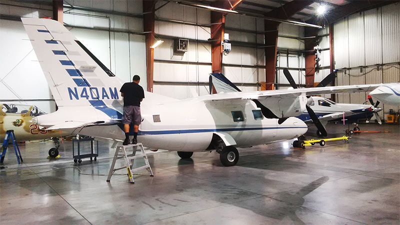 Airplane Cleaning Aircraft Detailing Services In Kitchener Dyn O Mite